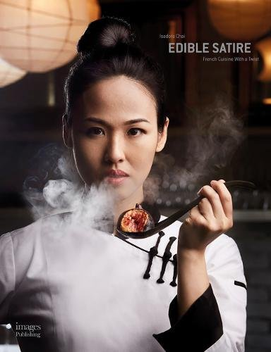 Edible Satire: French Cuisine with a Twist by Isadora Chai