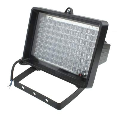 Camera Accessories 96 LED Auxiliary Light for CCD Camera, IR Distance: 100m (ZT-496WF), Size: 13x16.8x11cm by Camera Accessories