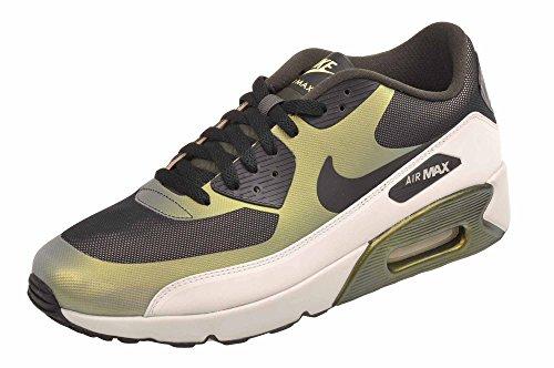Nike Air Max 90 Ultra 2.0 Se Mensen 876005-700 Bleke Citroen / Zwart-bio Beige