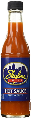 Skyline Chili Hot Sauce - 6oz Bottle
