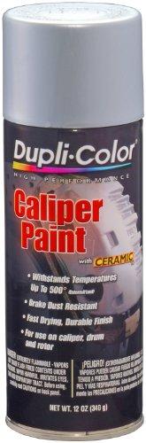 high heat paint silver - 9