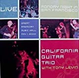 Monday Night in San Francisco -  California Guitar Trio, Audio CD