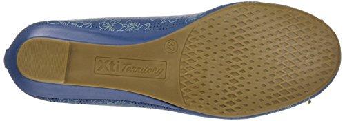 XTI Zapatos de tacón - Zapatos de tacón para mujer Jeans
