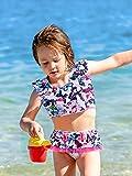 Swimsobo Little Kids Bathing Suits for Girls