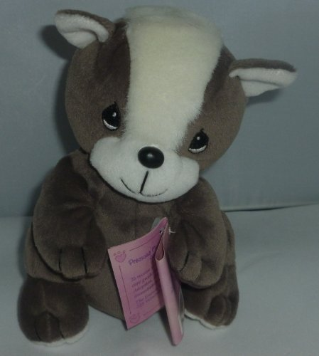 Precious Moments Tender Tails Skunk 7 Plush by Tender Tails