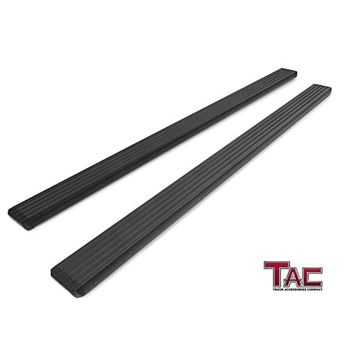 "chic TAC 5"" i4 Running Boards for 2007-2016 Chevy Traverse"