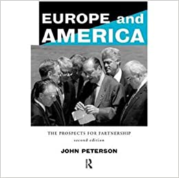 Book Europe and America: The Prospects for Partnership