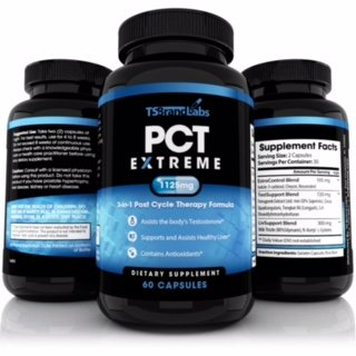 PCT Protection Supplement Testosterone ESTROGEN product image