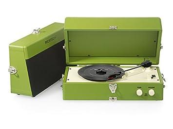 Ricatech RTT80 - Tocadiscos para Equipo de Audio, Verde ...