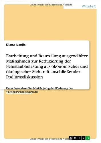 Ökologische Ökonomie: Eine Einführung (German Edition)
