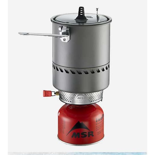 Camping Msr Cookware (MSR Reactor 1.7L Stove System)