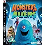 Monsters Vs. Aliens Ps3 (Import Uk)