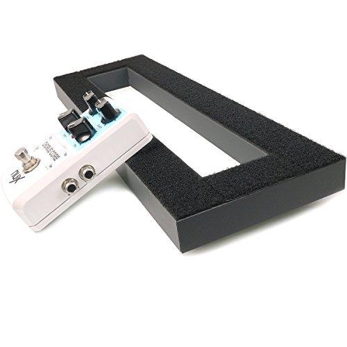 Mr.Power Pedalboard By Aluminium Alloy 15.7x5.1 Guitar Effect Pedal Board