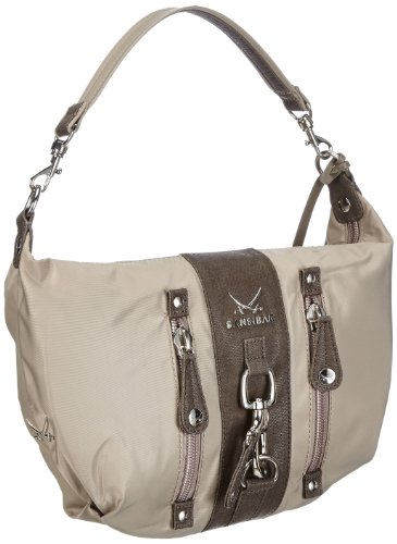 taupe Plastic Typhoon Shoulder Bag Beige Beige Woman Sansibar 0q7ZwnIZ