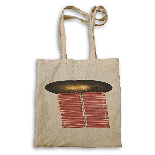 Firecracker Diwali Festival Tote bag p182r by INNOGLEN