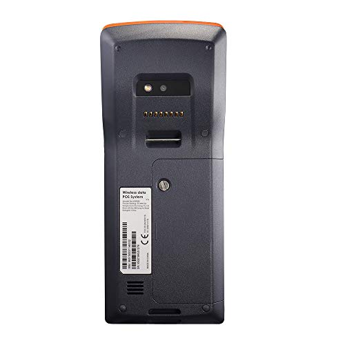 [Update 2.0] Android 6.0 POS Terminal MUNBYN Receipt Printer with 3G WiFi BT and Camera to Read 1D & 2D QR Code Support Loyverse iREAP and CashStock Pos Software for Business Receipt Printing by MUNBYN (Image #8)