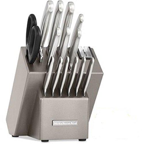 KitchenAid KKFSS16CS Architect Series 16-Pc. Stainless Steel Cutlery Set ()