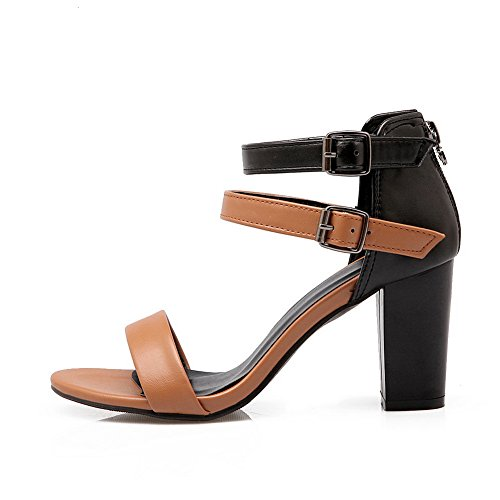 Ballerine 35 Marrone Brown AN Donna zwndqzTF