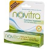 Boericke & Tafel Novitra Maximum Strength Cold Sore Cream-0.25 oz