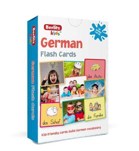 Berlitz Language: German Flash Cards (Berlitz Flashcards)