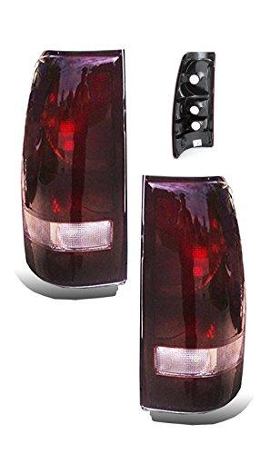 02 silverado tail light designs - 4