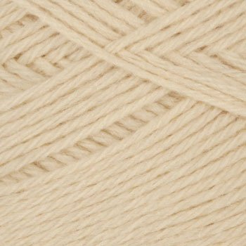 Pure Wool Yarn (Lion Brand Fishermen's Wool Yarn (098) Natural)