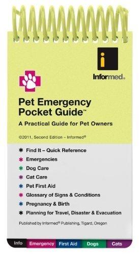 Pet Emergency Pocket Guide