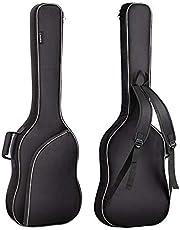CAHAYA Funda acolchada para guitarra bajo eléctrica, funda suave de 0,8 cm, ligera