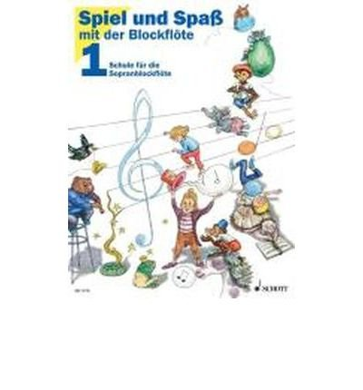 FUN & GAMES WITH THE RECORDER BAND 1 (Paperback)(German) - Common PDF