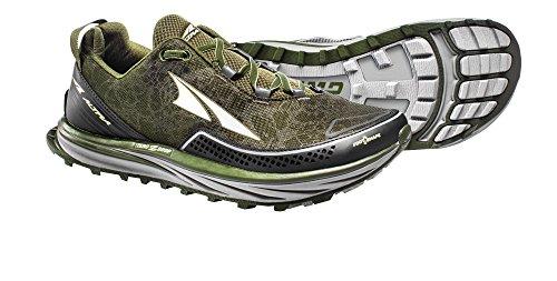 Altra AFM1757F Men's TIMP Trail Running Shoe, Chive - 9 D(M) US