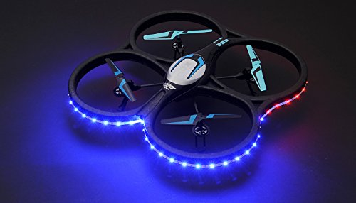 Hero RC XQ-5 V626 UFO Drone with LED 4 Channel...