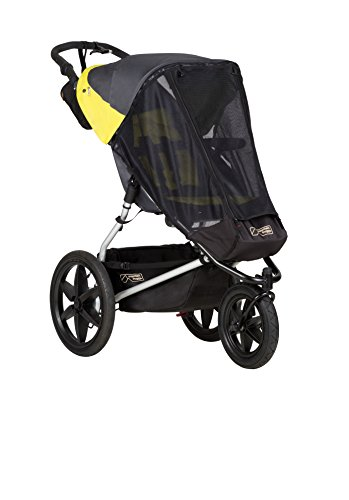 Mountain Buggy Terrain Premium Jogging Stroller, Graphite by Mountain Buggy (Image #11)