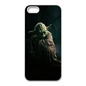 iPhone 4 4s Cell Phone Case White Star Wars Yoda G6834505