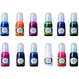UVレジン 着色剤 宝石の雫 サンワオリジナルセット (12色セット)