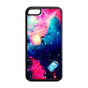 Case for iPhone 5C,Cover for iPhone 5C,iPhone 5C case,Hard Case for iPhone 5c,Doctor Who Tardis Design TPU Screen Protector Hard Case for Apple iPhone 5c