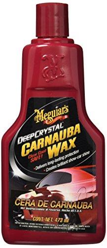 Meguiar's´s A2216S Cera Carnauba Liquida, 473ml