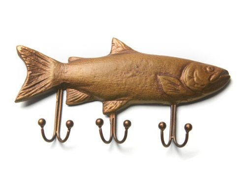 Trout Fish Key Holder, Fish Key Hook