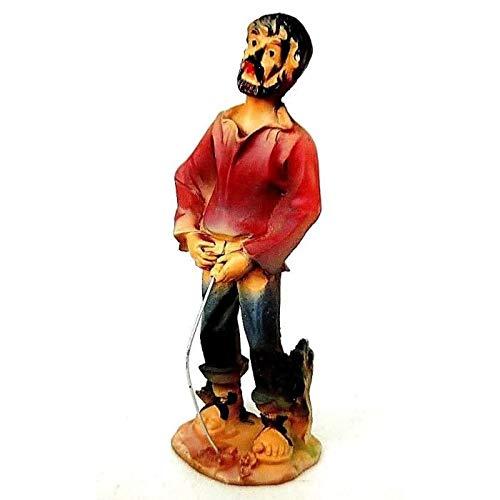Gen 13 Santon de cr/èche de Noel Figurine Pastor PIXANER Tradition Catalan