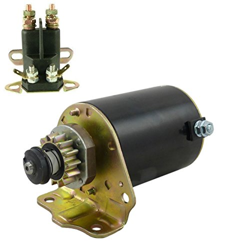 NEW Starter Solenoid Kit Fits Briggs & Stratton Air Cooled 7-18 HP Engine 693551