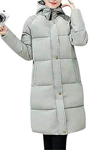 Oversize Hiver Doudoune Parka Femme Longue 78EqnT