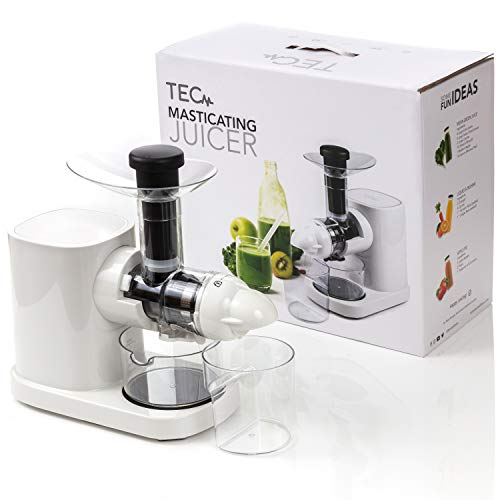 TEC Slow Masticating Juicer