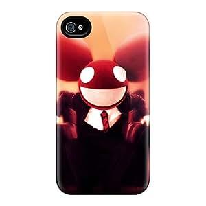 Perfect Fit TdXRm3083zcKpP Deadmau5 Joel Thomas Zimmerman Case For Iphone - 4/4s