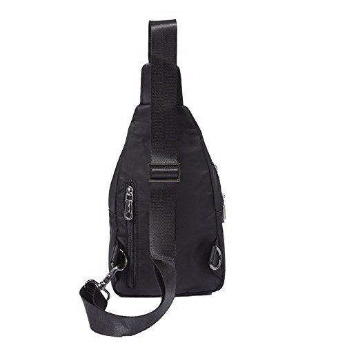 ERSANWU Leichte Wasserdichte Damen-Brusttasche Schultertasche Freizeitreisetasche B07QGRR5B9 Schultertaschen Schultertaschen Schultertaschen Erste Qualität e6bd53