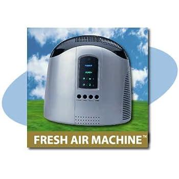 Amazon Com Fresh Air Machine Air Purifier Home Amp Kitchen