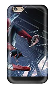 Hot Tpu Cover Case For Iphone/ 6 Case Cover Skin - The Amazing Spider Man Official by mcsharks