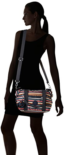 Multicolore Striped Kipling Mini multi Cartables Art WZ48n4Pz