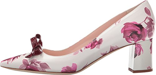 Madelaine spade Patent Rose Dawn Chestnut red new york Women's Plum kate Nappa 6pgqCw6