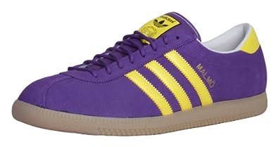 Adidas Originals Malmö Herren Ledersneakers Schuhe