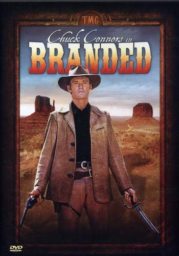 Chuck Connors in Branded from TIMELESS MEDIA GROUP