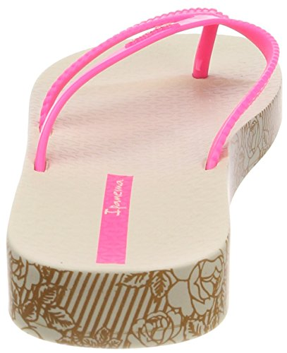 8867 Beige Multicolor Ipanema II Soft Fem Bossa Mujer Pink para Chanclas 0q8vxP0n